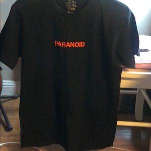 Anti Social Social Club T-Shirt (ASSCxUndefeated)